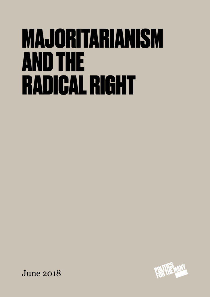 Majoritarianism and the Radical Right